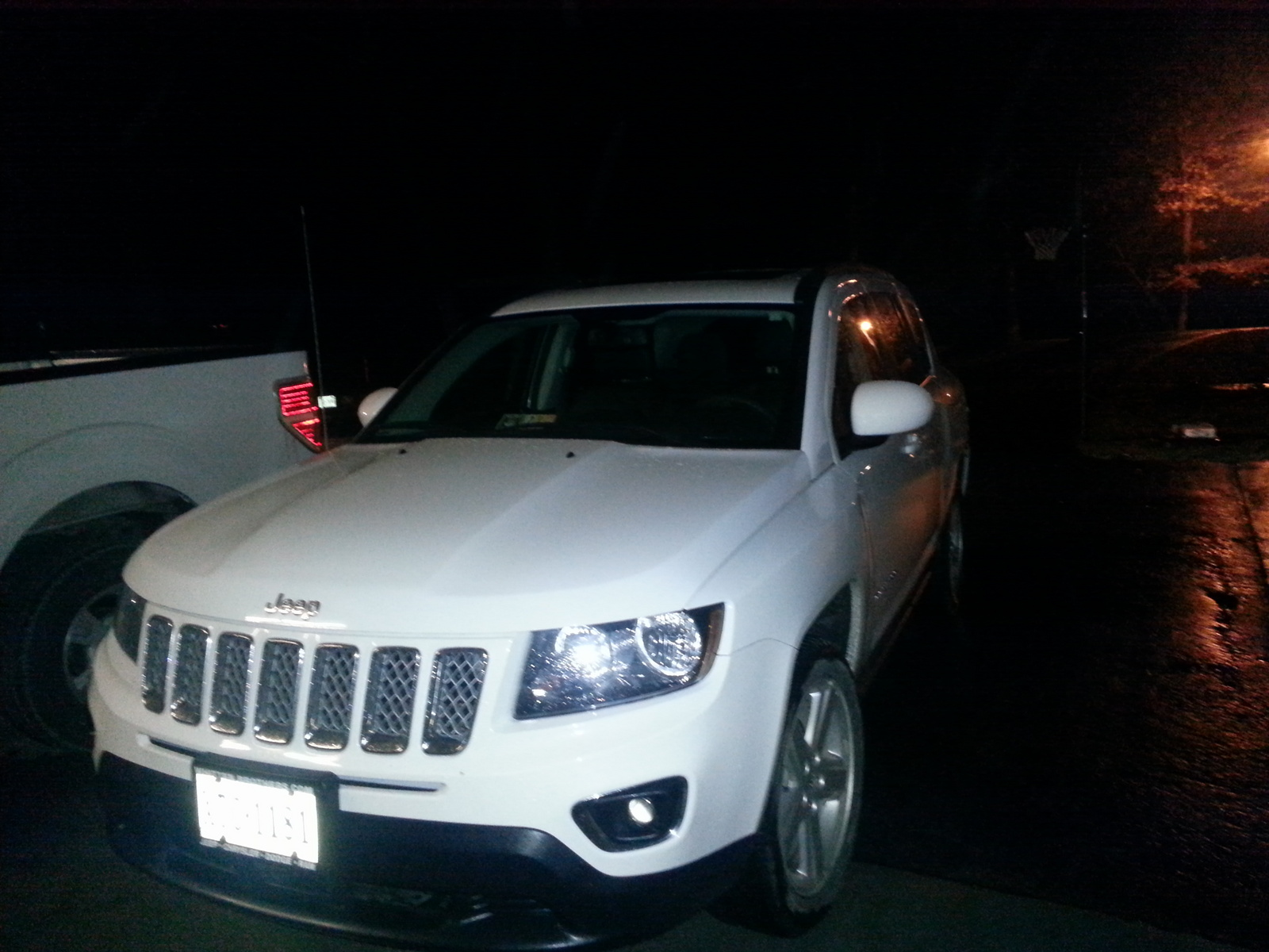 Picture of 2014 Jeep Compass High Altitude Edition