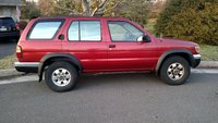 Picture of 1998 Nissan Pathfinder 4 Dr SE 4WD SUV, exterior