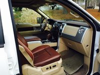 Picture of 2012 Ford F-150 King Ranch SuperCrew LB 4WD, interior