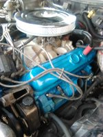 Picture of 1975 Buick Regal 2-Door Coupe, engine