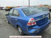 Picture of 2009 Chevrolet Aveo LT, exterior