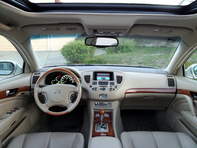 Picture of 2002 INFINITI Q45 RWD, interior, gallery_worthy