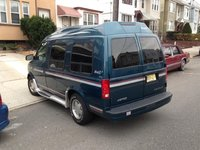 Picture of 1998 Chevrolet Astro LT Passenger Van Extended, exterior, gallery_worthy
