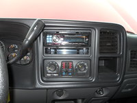 Picture of 2005 Chevrolet Silverado 1500 Short Bed 2WD, interior