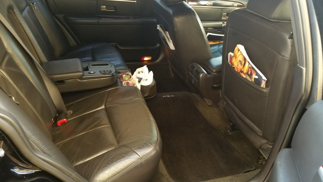 Picture of 2011 Lincoln Town Car Executive L, interior, gallery_worthy