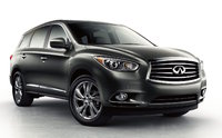 2015 INFINITI QX60, Front-quarter view, exterior, manufacturer, gallery_worthy