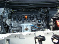 Picture of 2013 Honda Civic LX, engine