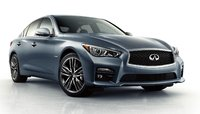 2015 Infiniti Q50 Hybrid Picture Gallery