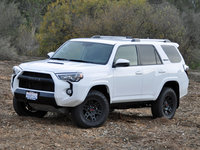 2015 Toyota 4Runner Overview