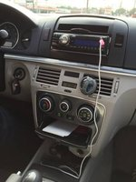 Picture of 2008 Hyundai Sonata GLS, interior