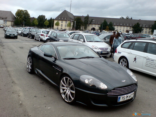 Picture of 2010 Aston Martin DB9