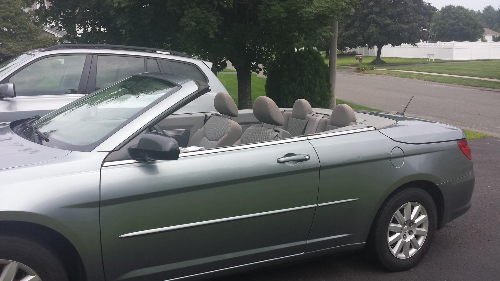 01 Chrysler sebring convertible #3