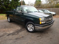 Picture of 2003 Chevrolet Silverado 1500 Work Truck Long Bed 2WD, exterior