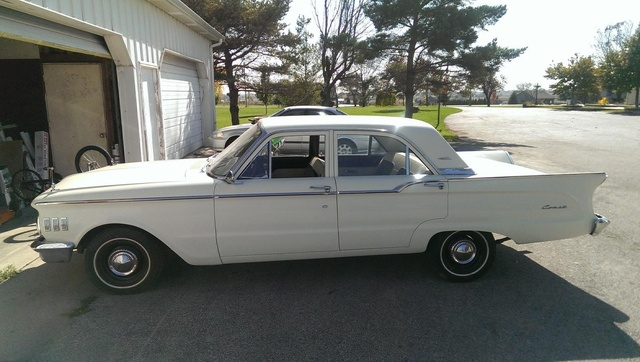 Picture of 1960 Mercury Comet