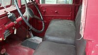 Picture of 1953 Dodge Power Wagon, interior