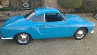 1969 Volkswagen Karmann Ghia, 1969 Karmann Ghia right side, exterior, gallery_worthy