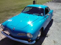 1969 Volkswagen Karmann Ghia Overview