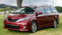 Toyota Sienna Overview