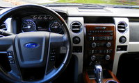 Picture of 2012 Ford F-150 Lariat SuperCrew LB 4WD, interior