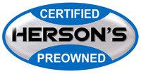 Hersons Honda logo