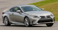 2015 Lexus RC 350, Front-quarter view, exterior, manufacturer, gallery_worthy