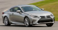 2015 Lexus RC 350 Overview