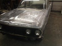 1961 Mercury Comet, Before Pic1, exterior