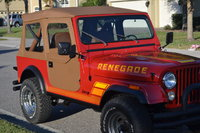 1984 Jeep CJ7 Picture Gallery