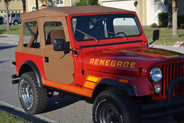 Picture of 1984 Jeep CJ-7