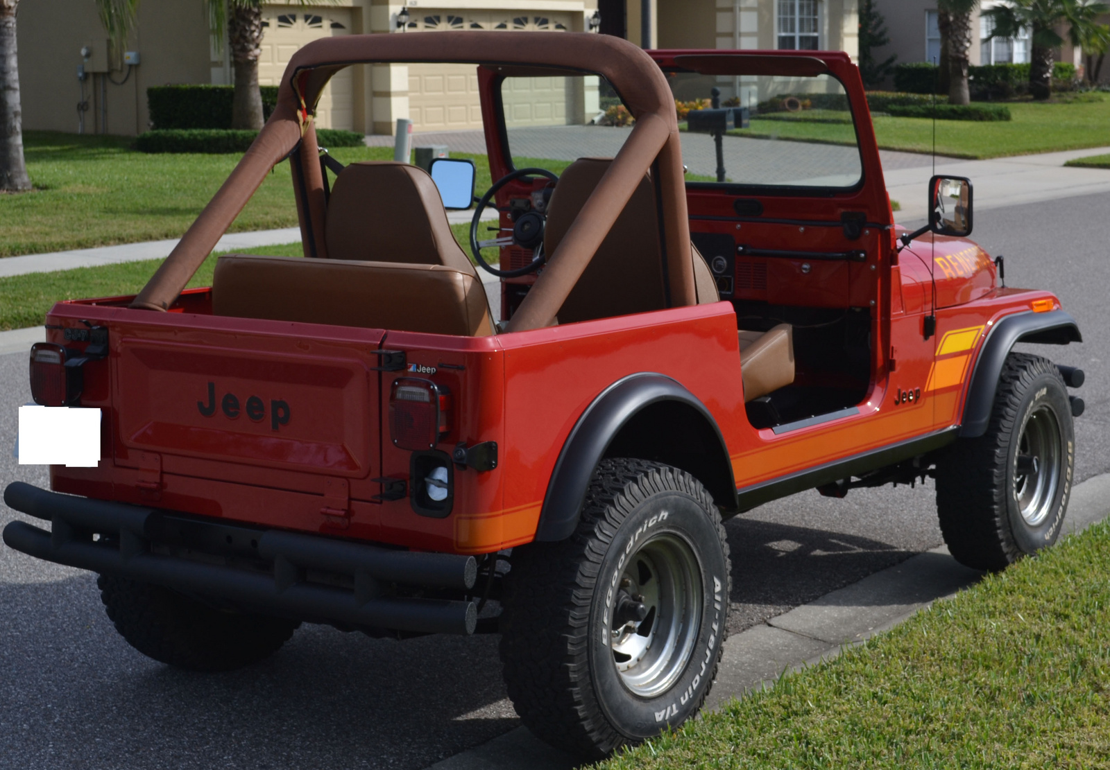 1984 jeep cj7 overview cargurus. Black Bedroom Furniture Sets. Home Design Ideas