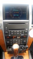 Picture of 2008 Cadillac STS V8 Luxury, interior