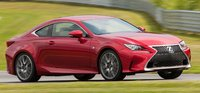 2015 Lexus RC F Overview