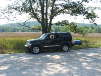 2010 Jeep Liberty Limited 4WD, Zac & I, in Torch lake.on a fishing trip!, exterior