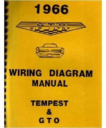 pontiac gto questions where do i get a wiring diagram for a 66 2 answers
