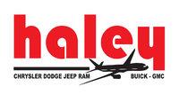 Haley Chrysler Dodge Jeep Ram logo