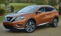 2015 Nissan Murano, Front-quarter view, exterior, gallery_worthy