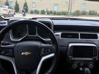 Picture of 2014 Chevrolet Camaro LT1, interior