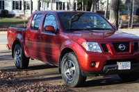 Picture of 2012 Nissan Frontier PRO-4X Crew Cab 4WD, exterior, gallery_worthy