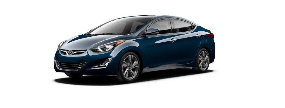 Picture of 2015 Hyundai Elantra Sport