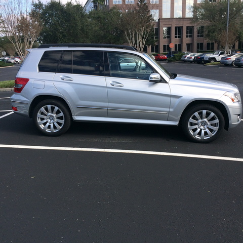 Picture of 2012 Mercedes-Benz GLK-Class GLK 350, exterior, gallery_worthy