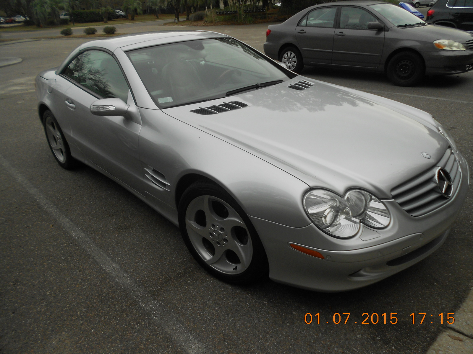 2005 mercedes benz sl class sl500 for sale cargurus for Mercedes benz 2005 for sale