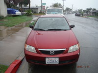 Picture of 2001 Mazda Protege DX, exterior