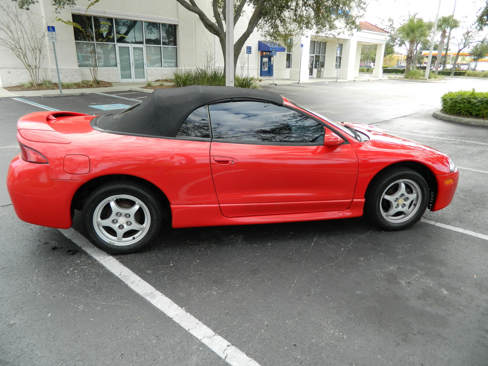 1999 Mitsubishi Eclipse Spyder Pictures Cargurus