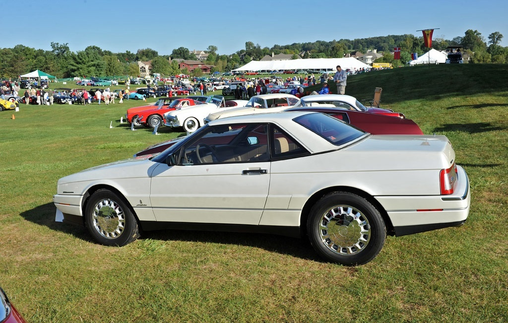Picture of 1993 Cadillac Allante