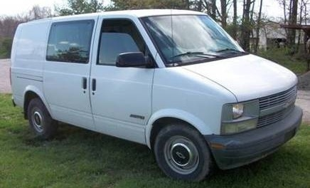 Picture of 1999 Chevrolet Astro