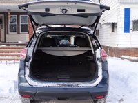 Picture of 2014 Nissan Rogue SV w/ SL AWD, interior