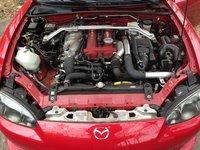 Picture of 2004 Mazda MX-5 Miata MAZDASPEED, engine
