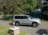 Picture of 2007 Lexus LX 470 Base, exterior