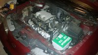 Picture of 2004 Oldsmobile Alero GL, engine