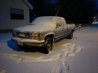 Picture of 1990 GMC Sierra 2500 2 Dr K2500 SLX 4WD Extended Cab SB, exterior